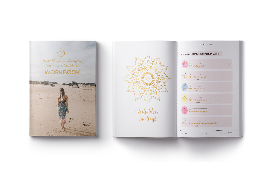 Workbook Design Women Life Academy